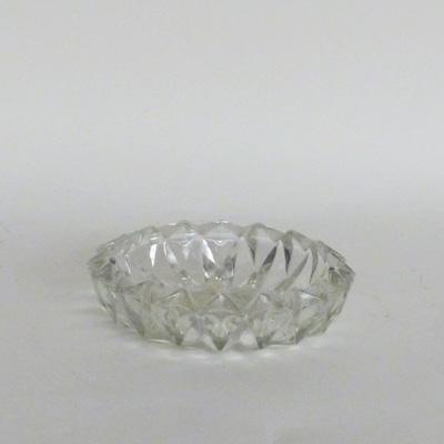 2un cenicero cristal