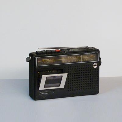E16-3 radio casette