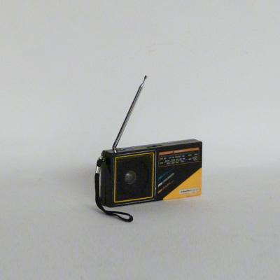 E16-3 transistor negro amarillo
