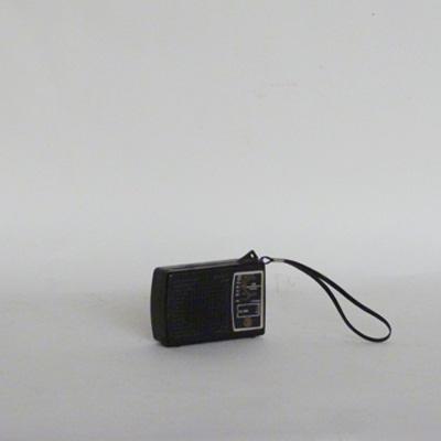 E16-3 transistor pequeño negro