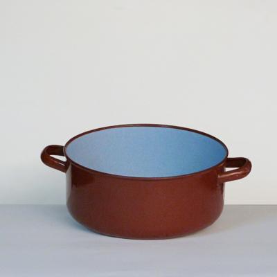 cacerola-esmaltada-marron