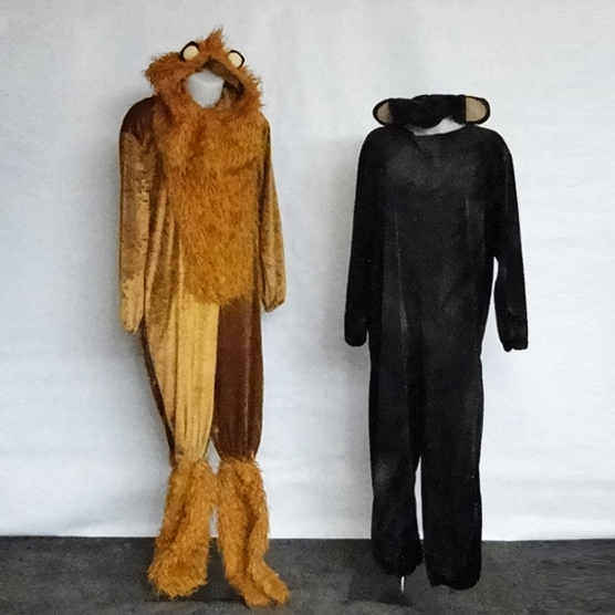 disfraz-leon-y-oso-a