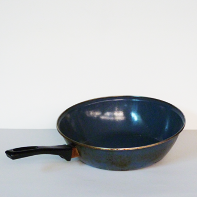 sarten-azul